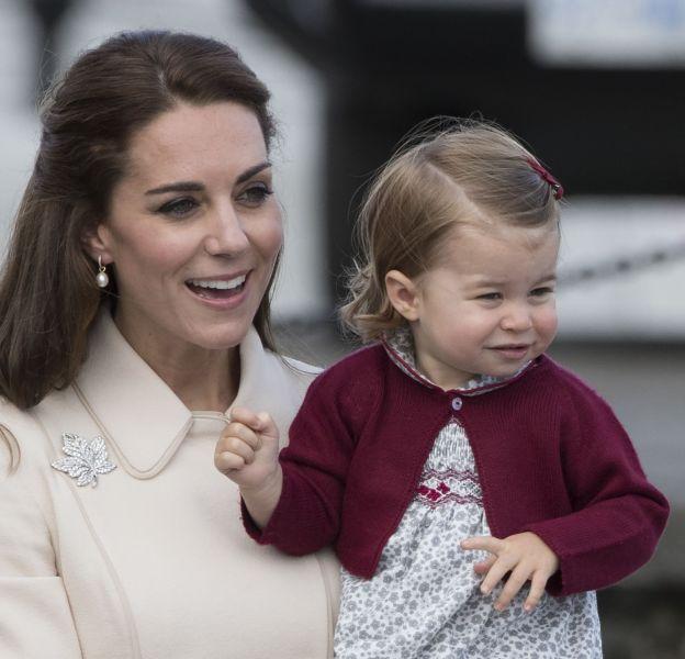 Kate Middleton n'a pas fait d'économies sur sa garde-robe.
