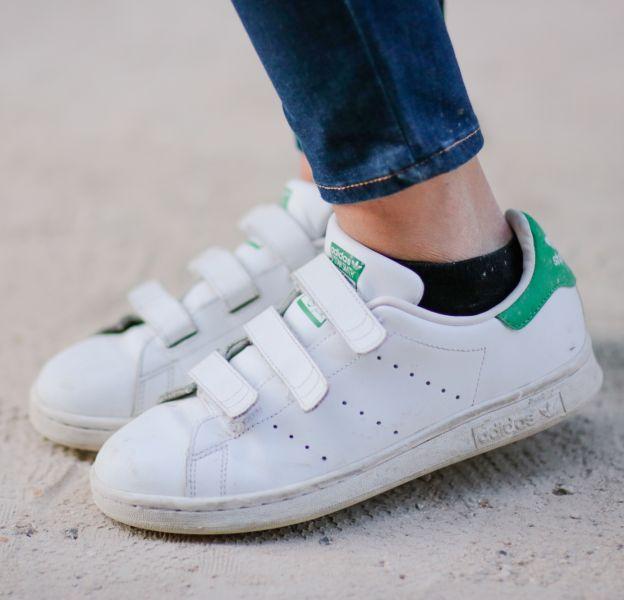 3 conseils pour garder le blanc de vos baskets éclatant.