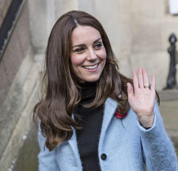 Le prince William couvre d'éloges son épouse Kate Middleton.