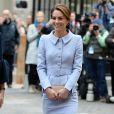 """La duchesse de Cambridge est """"une mère merveilleuse"""" selon son époux."""