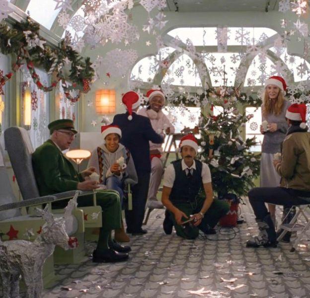 Les guest stars de H&M pour Noël sont très bien choisies.
