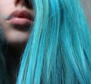 Cheveux bleus : comment l'obtenir ?