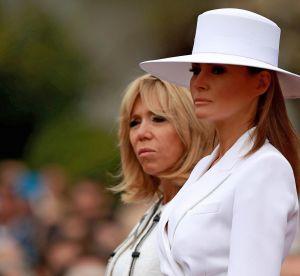 Brigitte Macron vs Melania Trump : 2 First ladies, 2 styles bien différents