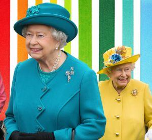 Elizabeth II, la souveraine aux couleurs de l'arc-en-ciel