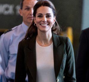 Kate Middleton dévoile son amour du pantalon flare et ça nous inspire !