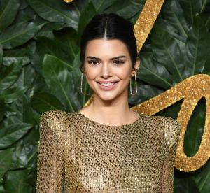 Kendall Jenner accro à la transparence : elle ne quitte plus sa naked dress