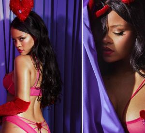 Rihanna : la Saint-Valentin décomplexée avec Savage x Fenty