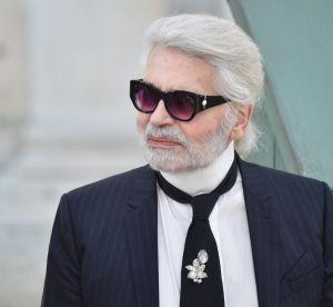 Karl Lagerfeld utilise sans limite cette eau de lait nettoyante