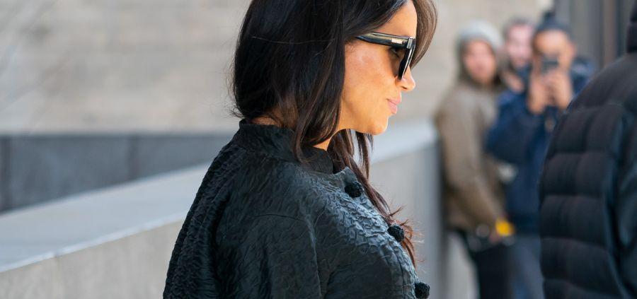 Meghan Markle : pour sa baby shower, elle ose porter du vintage !