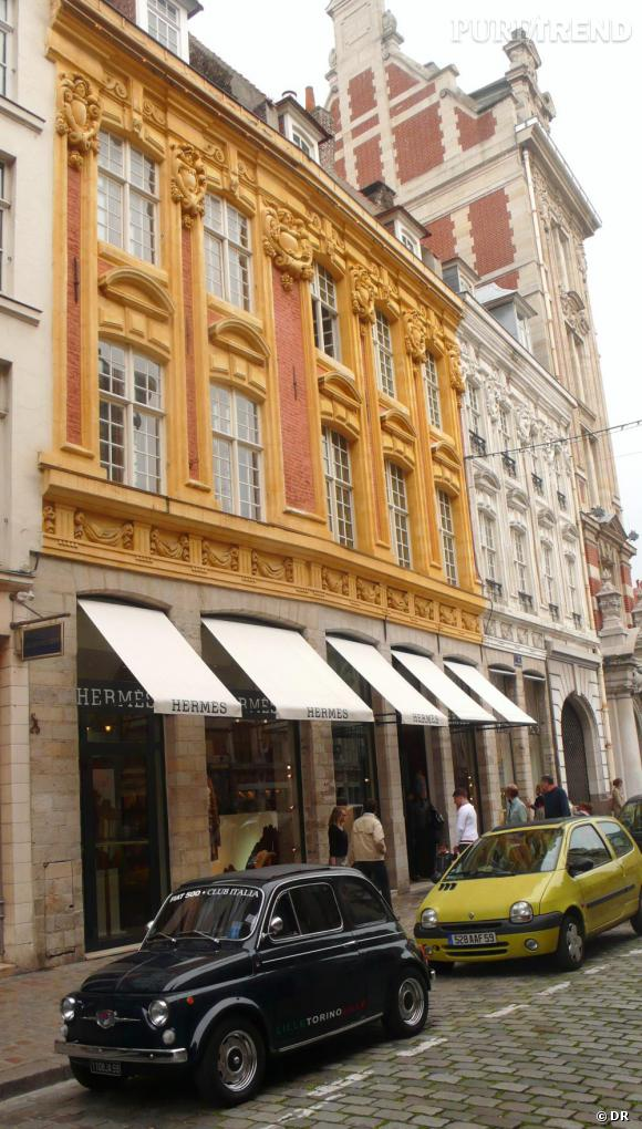 Shopping Vieux Lille, Hermes