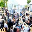 Festival Hyères 2009, présentation des collections en extérieur