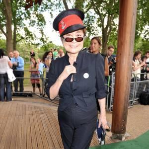 Yoko Ono au Meat Free Monday