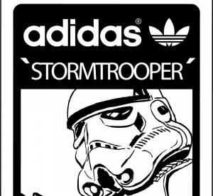Adidas Originals lance une collection Star Wars
