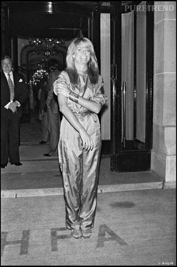 Farrah Fawcett en 1979