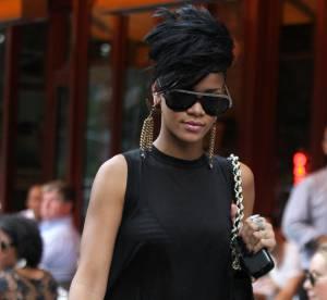 Rihanna dans le Vogue Italie
