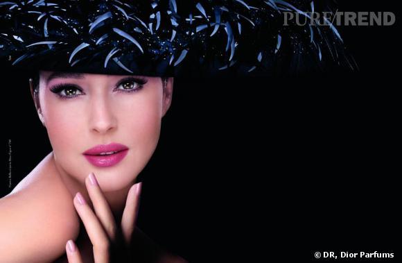 Campagne de publicité Dior : Sérum de Rouge