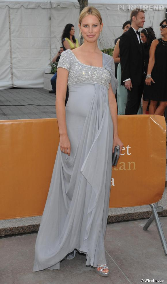 Karolina Kurkova au Lincoln Center de New-York