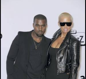 Kanye West & Amber Rose, la mode en amoureux