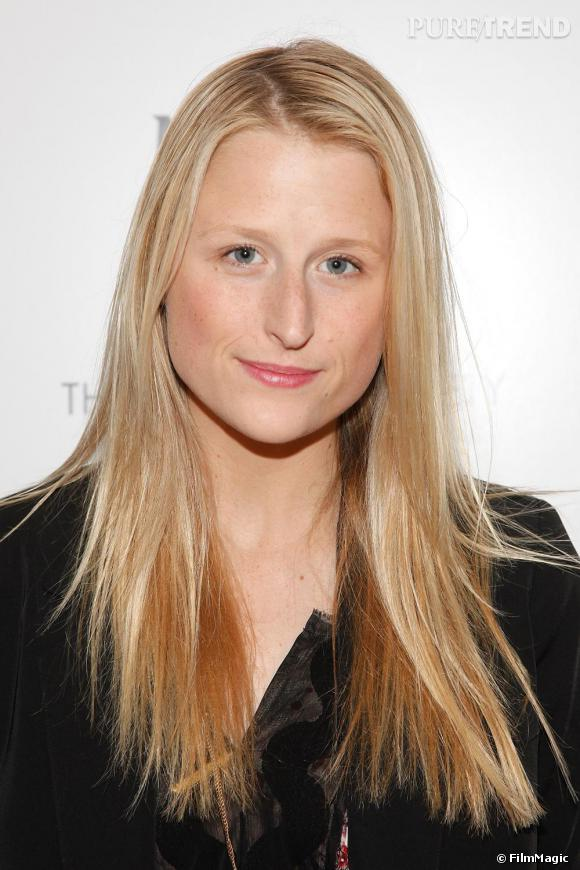 Mamie Gummer à la projection du film An Education