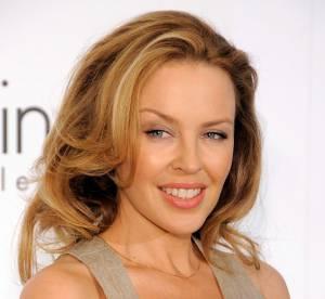 Kylie Minogue, nude et sensuelle