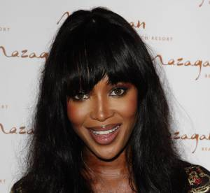 Naomi Campbell n'emballe pas !