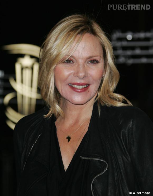 Kim Cattrall au 9ème Festival du Film de Marrakech