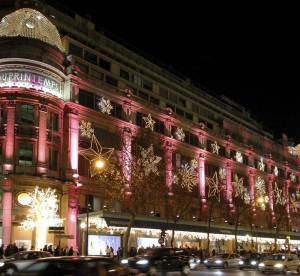 Vitrines : Noël russe et mode gourmande