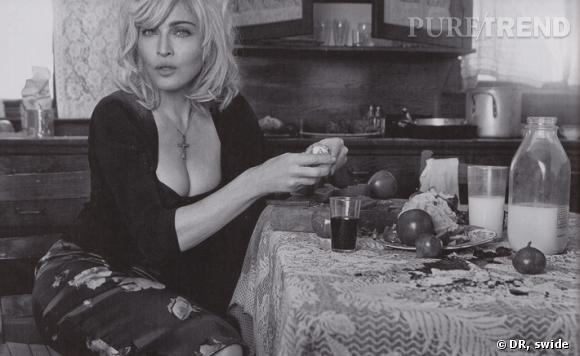 Madonna, égérie de la nouvelle campagne D&G.