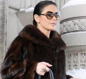 Catherine Zeta-Jones oserait-elle porter de la vraie fourrure ?
