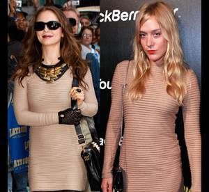 Match Eliza Dushku vs Chloe Sevigny : laquelle porte le mieux la robe Kimberly Ovitz ?