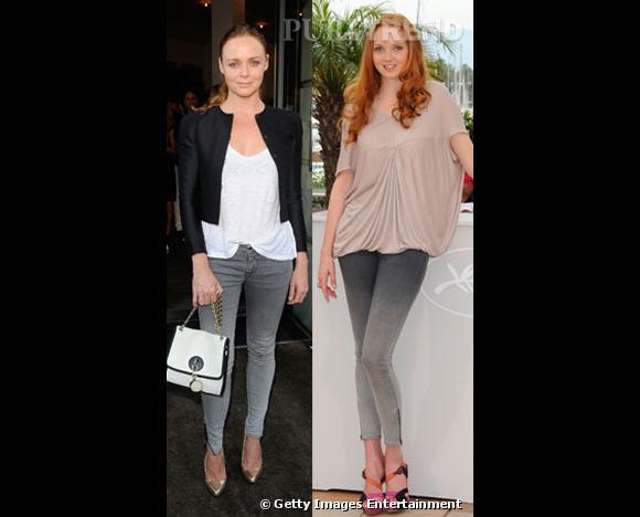 Laquelle porte le mieux le ankle jean ?