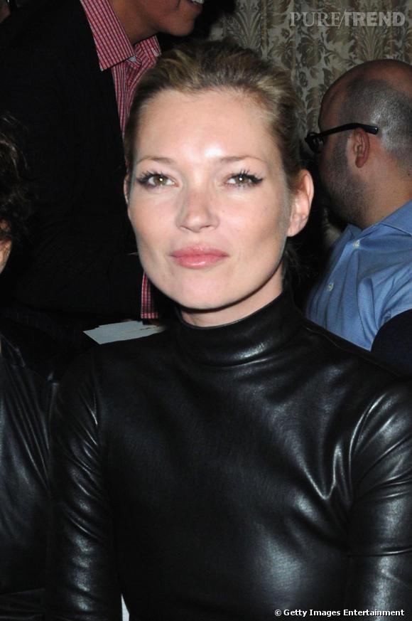 Kate Moss pour Longchamp