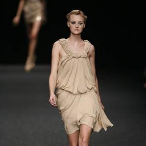 Défilé Elie Saab - Caroline Trentini - Paris Printemps Eté 2010