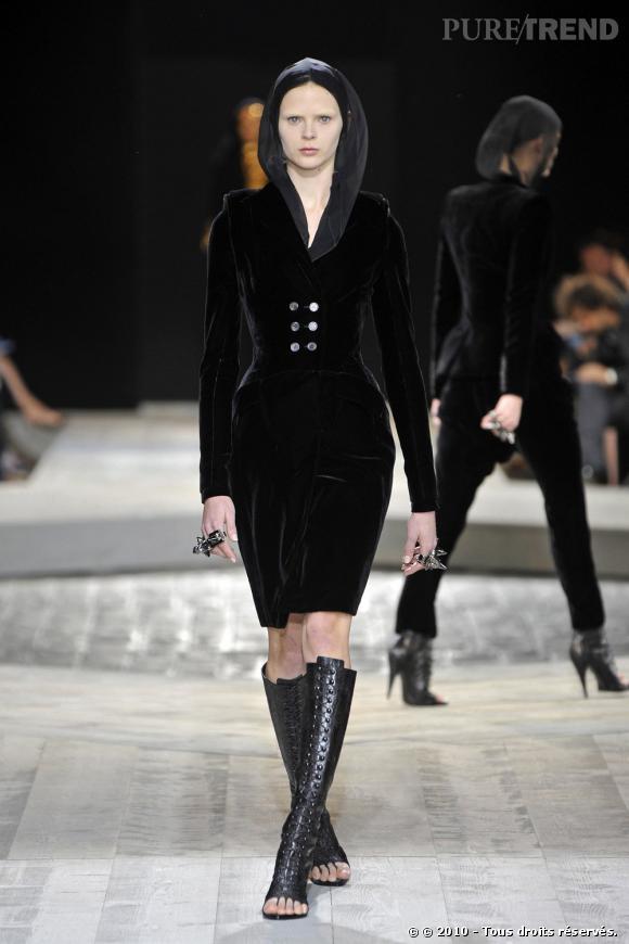 Défilé Givenchy - Paris Automne Hiver 2009