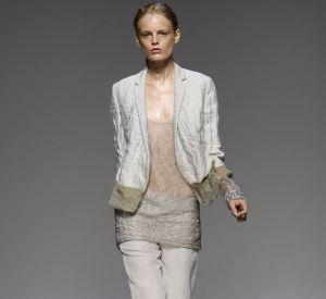 Défilé Calvin Klein - Hanne Gaby Odiele - New York Printemps Eté 2010
