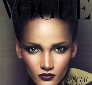 Black is beautiful pour le Vogue Français