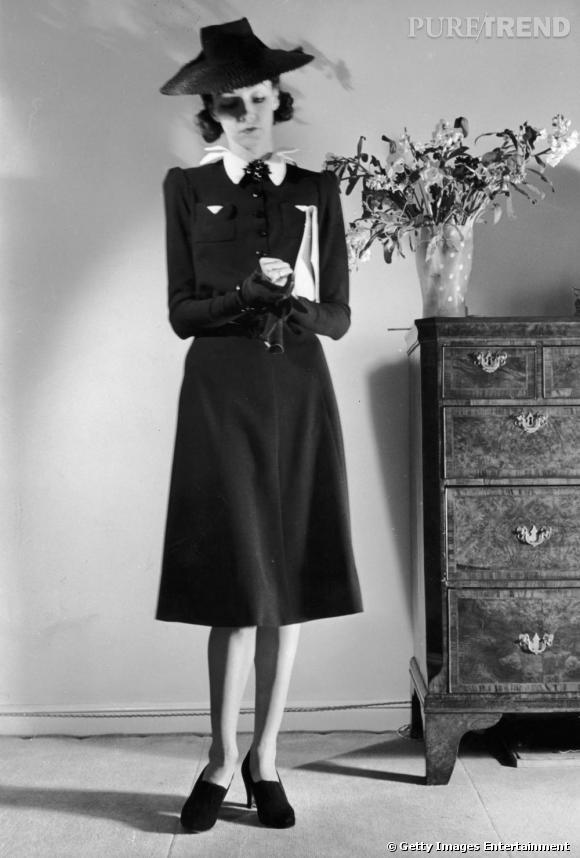 Coco chanel petite robe noire