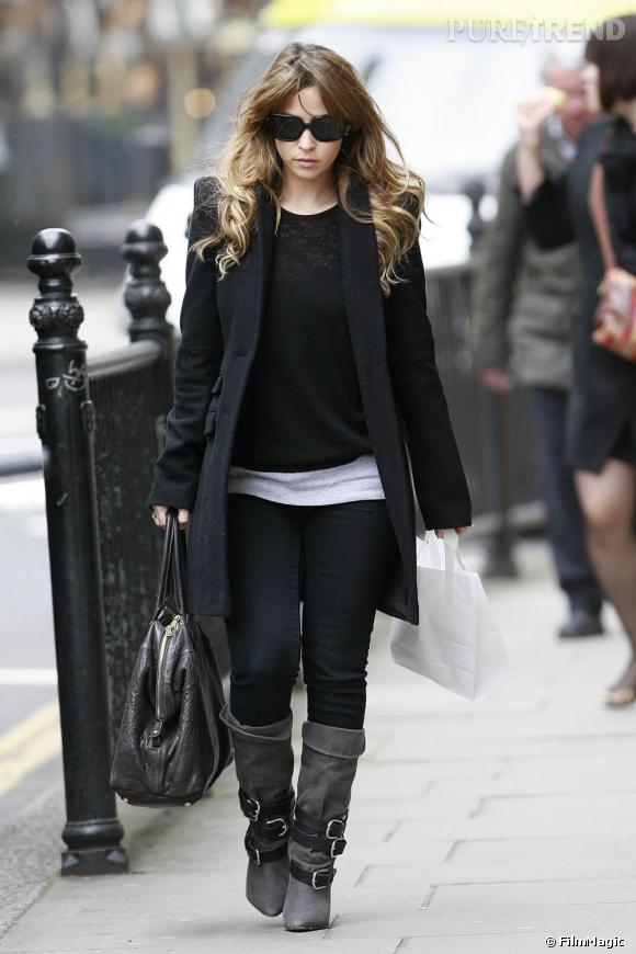 street chic le look de rachel stevens copier. Black Bedroom Furniture Sets. Home Design Ideas