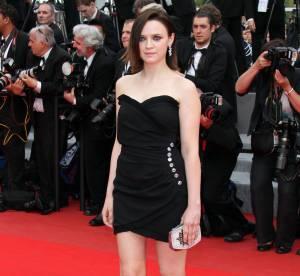 Cannes - Sara Forestier visiblement assagie