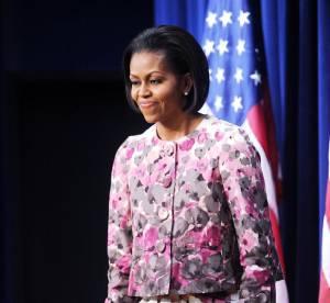 Michelle Obama : une première dame toujours fleurie