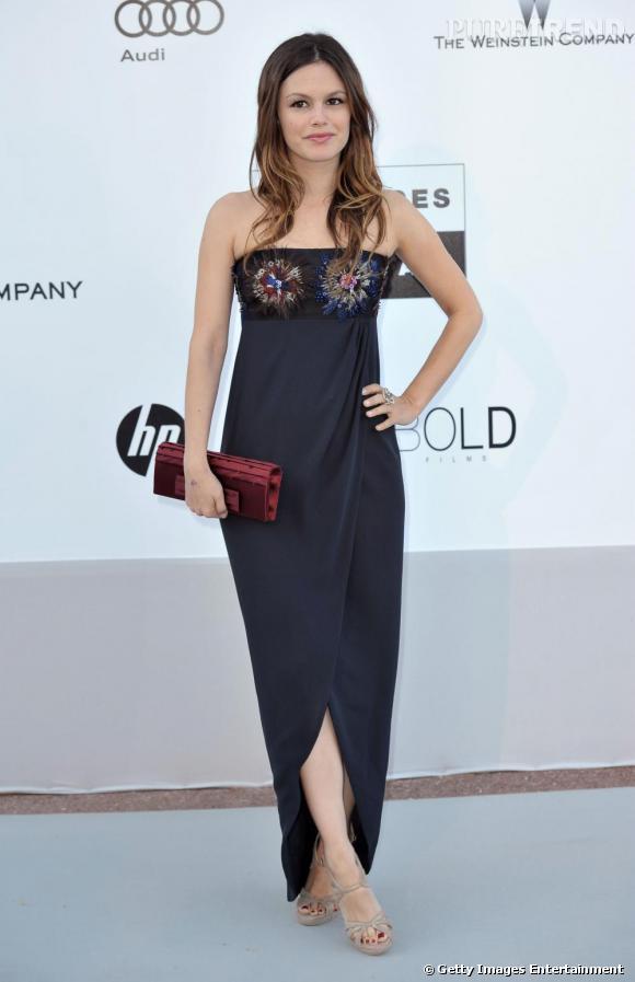 Rachel Bilson en robe Chanel