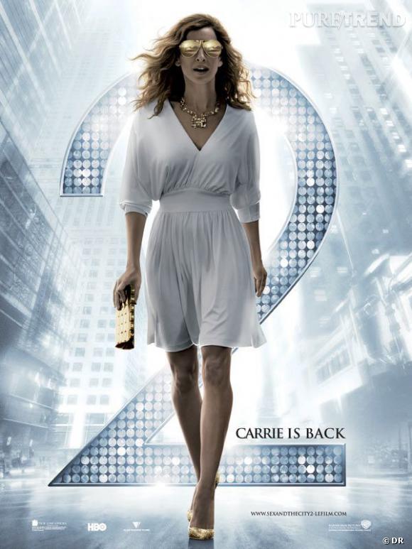Affiche du film Sex and the City