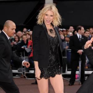 """Gwyneth Paltrow tente le """"presque rien"""" sur le red carpet, osé !"""