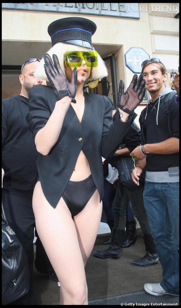 La Reine du genre ? Lady Gaga of course !