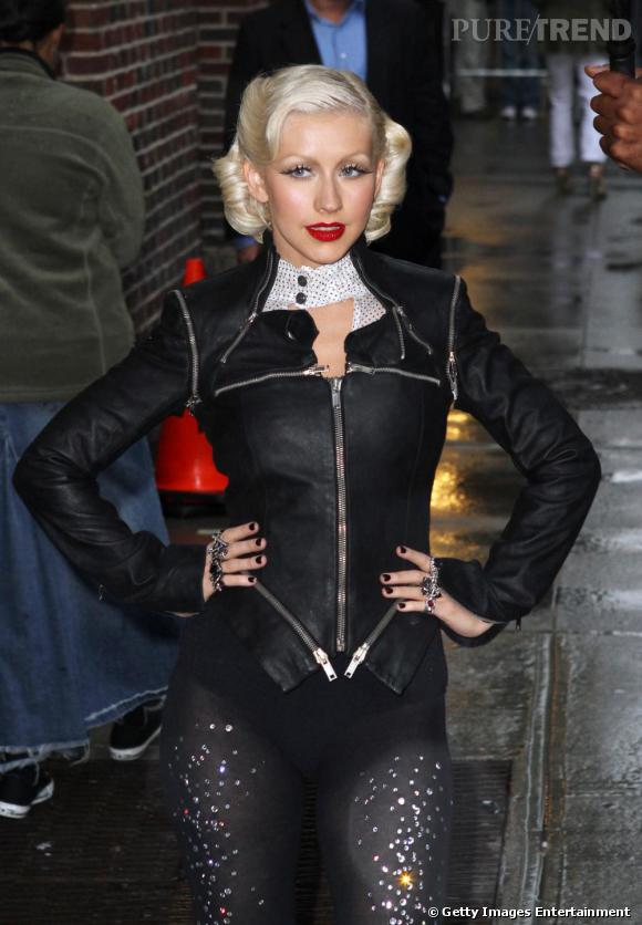 Christina Aguilera ou Lady Gaga ?