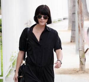 Selma Blair : son look combishort à shopper !