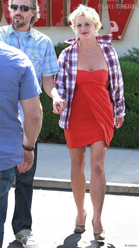 Britney Spears nous desespère.