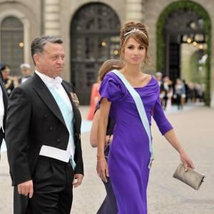 La Reine Rania de Jordanie est sûrement la souveraine la mieux habillée du Moyen-Orient.