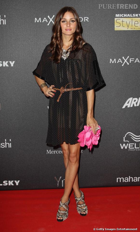 Olivia Palermo à la Michalsky's Style Nite.