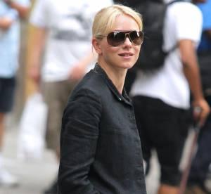 Naomi Watts, son look masculin-féminin très branché... A shopper !